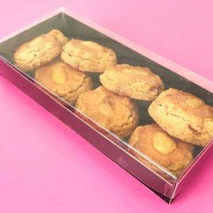 Pastas Almendra Sin Gluten - El Obrador de Sensibles Córdoba